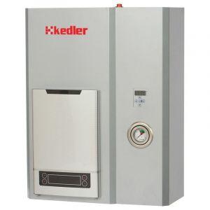 Chaudière électrique pour CC + ECS, Vénus 12kW 400V avec mini chauffe eau instantané 18KW - KEDLER
