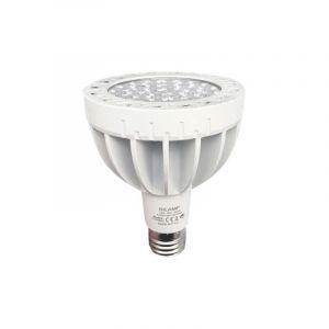 Ampoule E27 LED Blanche 35W 220V PAR30 30LED - Blanc Chaud 2300K - 3500K - SILAMP