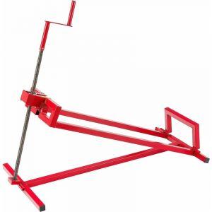 Lève-tondeuse Tracteur-tondeuse Dispositif de levage Cric Aide au nettoyage - AREBOS