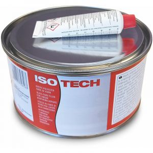 MASTIC CARROSSERIE POLYESTER MULTI-FONCTIONS PREMIUM - ISO TECH