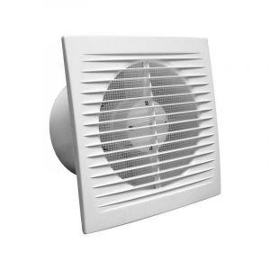 Extracteur d'air mural avec grille Winflex VKOs 125mm 185 m3/h , ventilation - WINFLEX VENTILATION