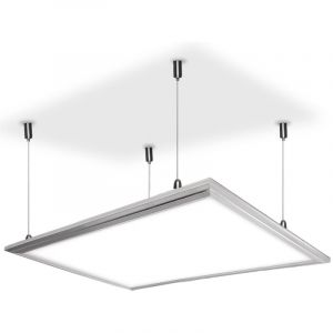 Panneau LED Ecoline 60x30Cm 22W 2100Lm 30.000H Cadre Blanc | Blanc froid (HO-PAN30060022W-MB-CW) - GREENICE