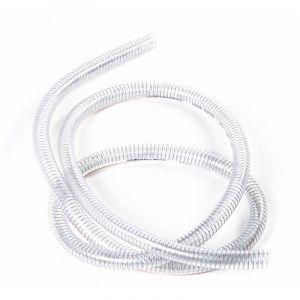 Tuyau d'aspiration renforcé - longueur 3 m - diamètre 25 mm - Chester