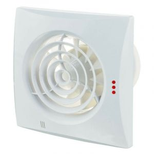 Aérateur / Extracteur d'air silencieux 100mm avec timer - Winflex Ventilation