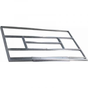 Kit plancher abri de jardin métal 8 m2 - Trigano