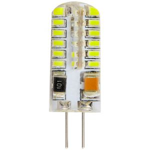 Ampoule LED capsule 3W (Eq. 25W) G4 6400K blanc froid - HOROZ ELECTRIC