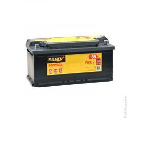 Batterie voiture FULMEN Formula FB852 12V 85Ah 760A