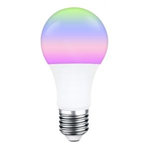 Ampoule Led Intelligente, Rgb Multicolore, 7W E27, Contr?le Bt - ASUPERMALL