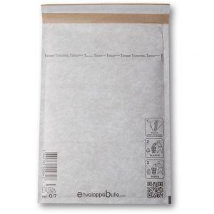 Lot de 50 Enveloppes à bulles EXTRA G/7 format 240x335 mm - ENVELOPPEBULLE