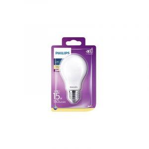Ampoule LED E27 Philips Philips Lighting 64813800 1.5 W = 15 W blanc chaud (Ø x L) 6 cm x 10.4 cm 1 pc(s)