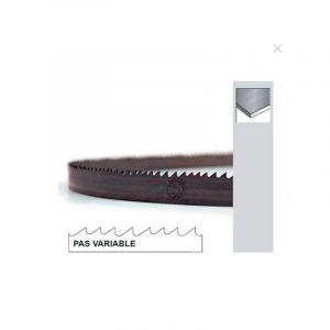 Lame ruban métal 1470 x 13 x 0.65 x 10/14 TPI N pas variable - Bi-métal M42 - LUXOUTILS