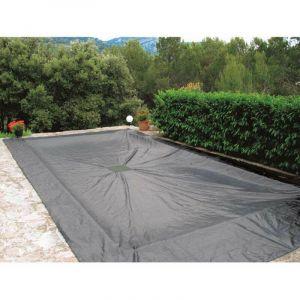 Bâche 5 x 9 m piscine rectangulaire 140g/m2 - WERKAPRO