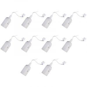 Culot LEDmaxx Fassung E27 106710 230 V 100 W 10 pc(s)