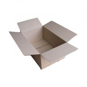Lot de 25 Boîtes carton (N°70A) format 600x400x400 mm - ENVELOPPEBULLE