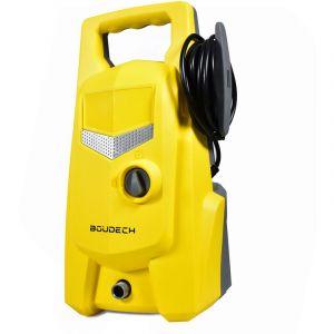 Nettoyeur haute pression électrique à eau froide 105 Bar 1400W - 6,2 L/Min d'occasion avec accessoires - Boudech