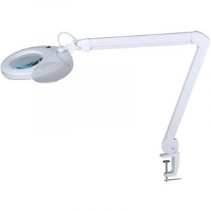 Lampe loupe 48 Led Dioptrie 5 - MULTIREX