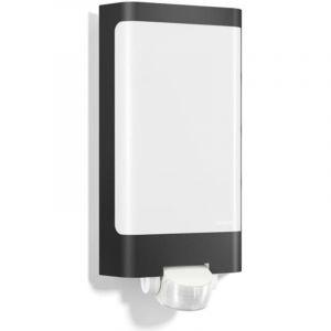 Applique LED extérieure avec détecteur de mouvement L 240 056506 LED intégrée Puissance: 7.5 W blanc chaud - Steinel