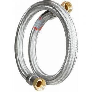 """Flexible inox Ø24 int. F/F 1"""" - 26/34 - Lg 50cm - ISOFLEX"""