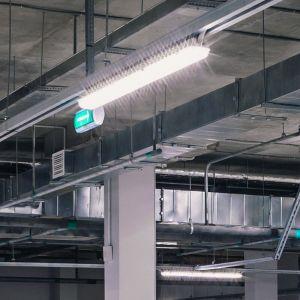 Reglette Ip65 2x22 W Avec 2 Tubes LED 150cm Inclus Vt-12022 - Blanc Froid - 6400k V-TAC