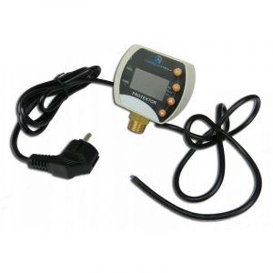 Pressostat électronique pour la pompe, protection contre la marche à sec