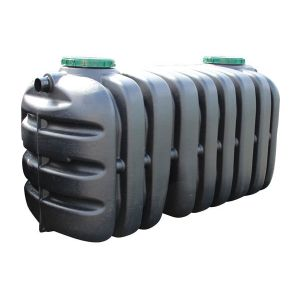 Fosse toutes eaux polyéthylene renforcée filet filtrant 5000 - SOTRALENTZ