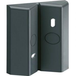 Accessoire angle anthracite pour détecteur IR stand 360° et évolué 140-220-360° (52126) - HAGER