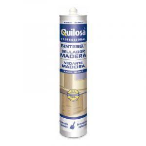 Scellant Sintesel Wood 300 ml Blanc - Quilosa