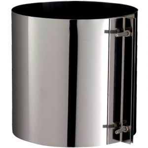 Manchon condensor mb buse inox 180 - POUJOULAT