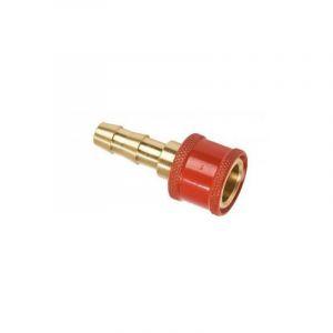 Raccord LOR femelle Acetylène pour tuyau Ø6-9mm - SOUDO METAL