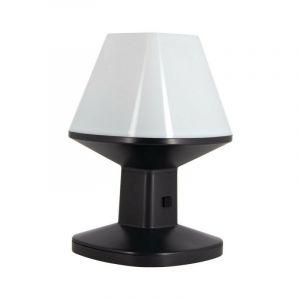 XANLITE - Lampe à Poser LED Solaire Déco, Spécial Extérieur (IP44) - LPS80