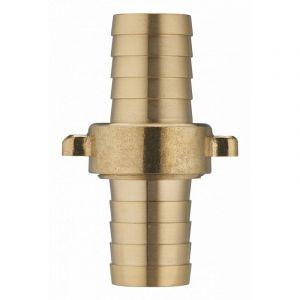 AROZ Jonction cannelée démontable 3/4 Ø15mm