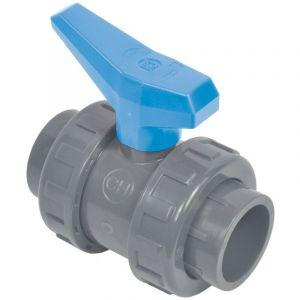 Aquaram - ø 50 mm vanne PVC CH