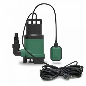 Terre Jardin - Pompe de relevage submersible pour eau chargée ou claire (piscine) 14m3/h