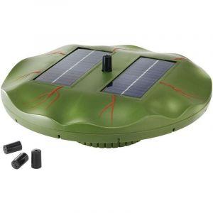Pompe solaire de bassin flottante 160 l/h Esotec 101770