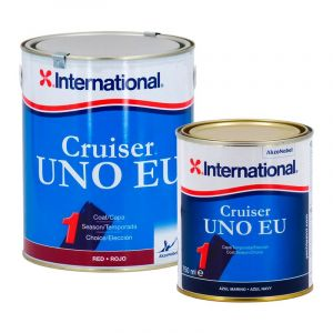 International Cruiser UNO EU patent | 750 ml - Bleu - INTERNATIONAL PAINTS
