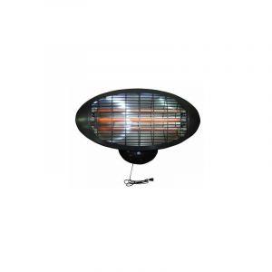 Radiateur chauffage mural halogene 2000W - HELIOTRADE