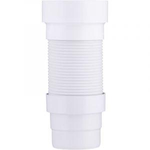 Pipe extensible d'évacuation wc fø120 mm mø85 à 107 mm NOYON & THIEBAULT