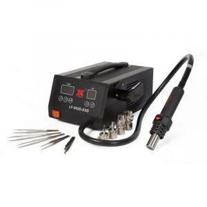 Station de soudage pour composants cms - protection esd - 600 w