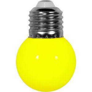 Ampoule Guirlande Guinguette Led E27 Couleur Jaune - Jaune - SKYLANTERN