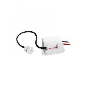 Détecteur de mouvements GEV 016897 pour lintérieur encastré 360 ° relais blanc IP20
