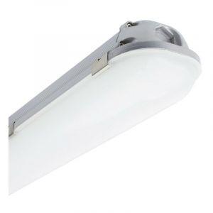 Réglette Étanche LED Intégré Aluminium 1200mm 40W Blanc Neutre 4000k-4500K - LEDKIA FRANCE