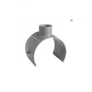 Selle de branchement piquage 90° PVC F (125/110/100/50) - Ø mm : 125/110/100/50 - GIRPI