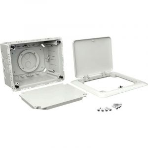 Prise d'isolation thermique + couvercle rabattable X856711 - KOPOS