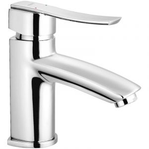 VENETO Robinet mitigeur salle de bain chrome - FERRO