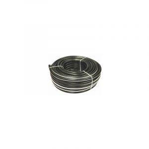 TUYAU PVC NOIR POUR AIR COMPRIME ET LIQUIDE - 20 BARS - 50M - S06010 | 6x11 mm - SODISE