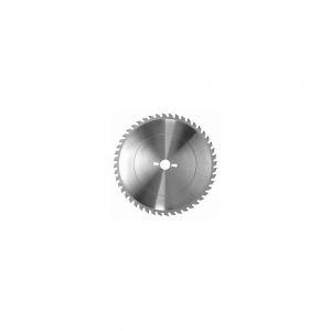 Lame circulaire carbure 250 mm 80 dents coupe panneaux - LEMAN