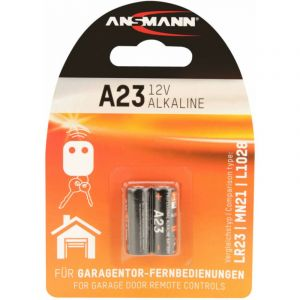 Pile spéciale 23 A Ansmann LR23 1510-0024 alcaline(s) 12 V 2 pc(s)
