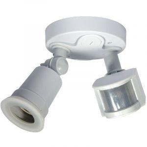 Douille E27 détecteur de présence PIR intégré - B-LED