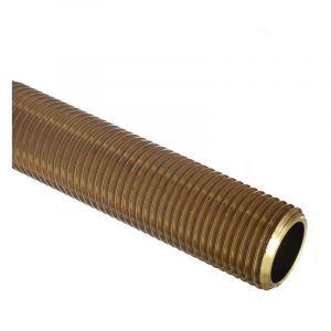 Tube laiton fileté 1 20x27 - COMAP