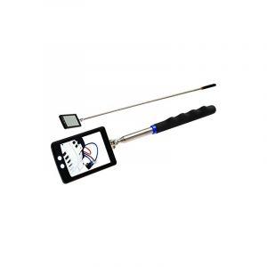Bgs Miroir D'Inspection Télescopique 285-870 Mm